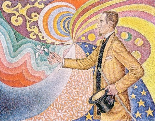 Signac-Félix Fénéon-light