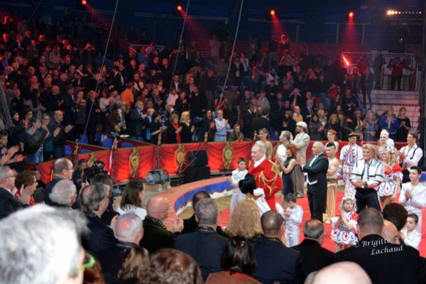 Monaco Festival du cirque