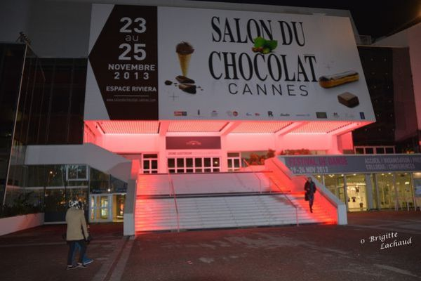 Salon du cocolat Cannes 2013