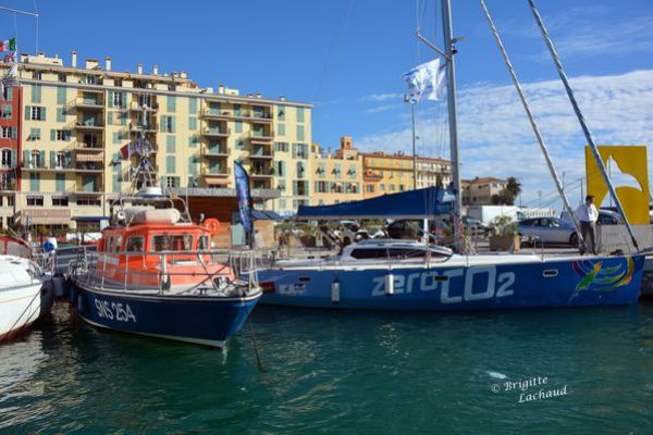 bateaux electriques Nice