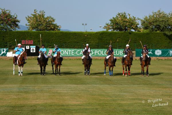 tournoi de polo