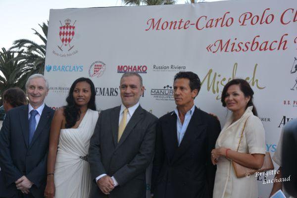 polo tournoi Monaco