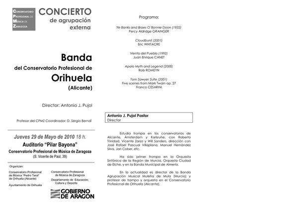 Banda Orihuela prog