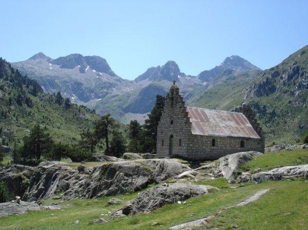 Pyrénées : Lacs de la Cardinquère:Embarrat (2078m)-Pourtet (2420m)-Nère (2309m) 52