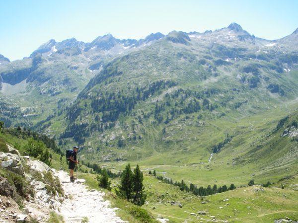 Pyrénées : Lacs de la Cardinquère:Embarrat (2078m)-Pourtet (2420m)-Nère (2309m) 47