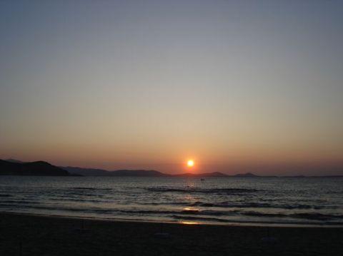 Naxos: Presqu'île de Prokopios et plage d'Agia Anna 26