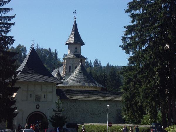 Les premiers monastères orthodoxes peints de Bucovine : Moldovitsa, Sucevita, Solé 10