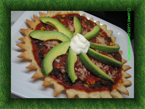 pizza mexicaine 2