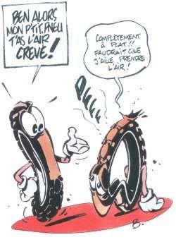"""Résultat de recherche d'images pour """"pneu crevé vélo illustration"""""""