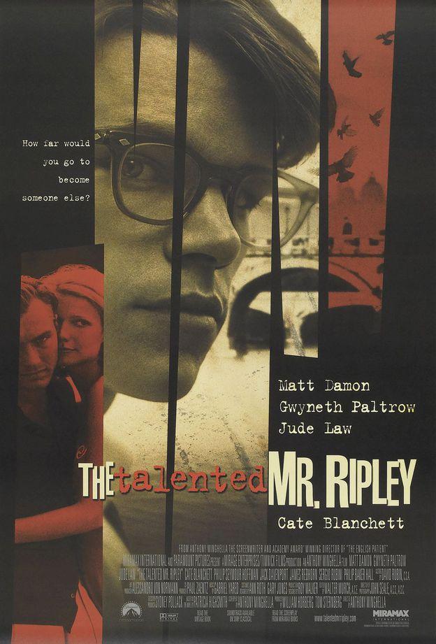 Le Talentueux M. Ripley : talentueux, ripley, Talentueux, Ripley,, Américain, Anthony, Minghella,