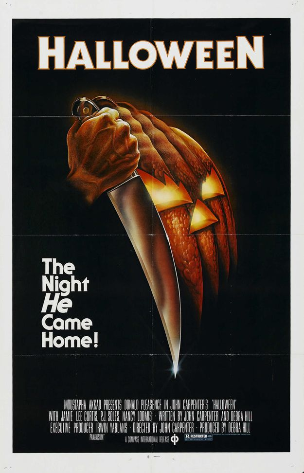 Halloween La Nuit Des Masques : halloween, masques, Halloween,, Masques, (John, Carpenter,, 1978), Plans, Américains