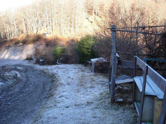 Vers le Pic du Gar : le col des Ares (797 m) 5