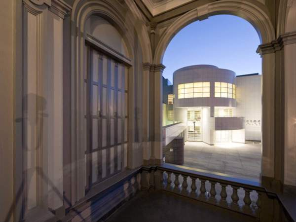 Crocker Art Museum Overgaard