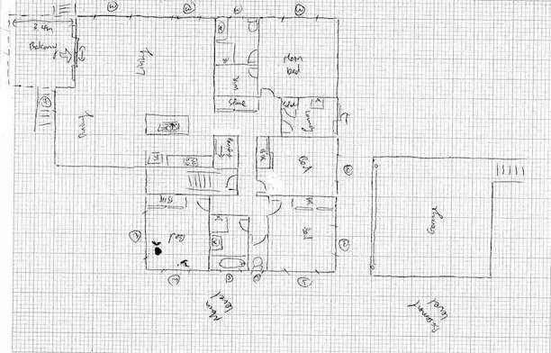 Residential 3D floor plans