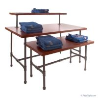 Pipe Nesting Table - Small - Pipe Nesting Table - Pipe ...