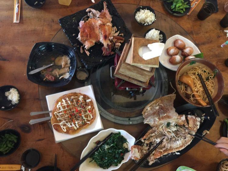 【愛吃高雄】城市部落原住民餐廳,在大城市裡享受部落的專屬美味