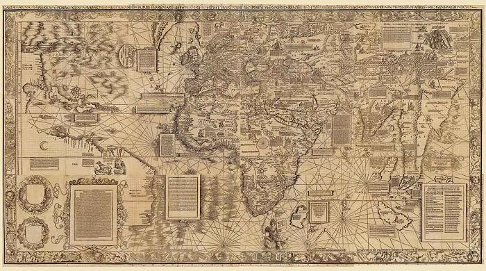Batlamyus - Ptolemy Cozmography