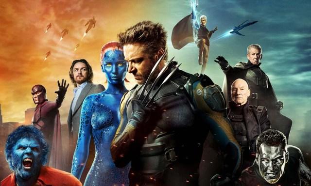 X-Men: Geçmiş Günler Gelecek (X-Men: Days of Future Past)