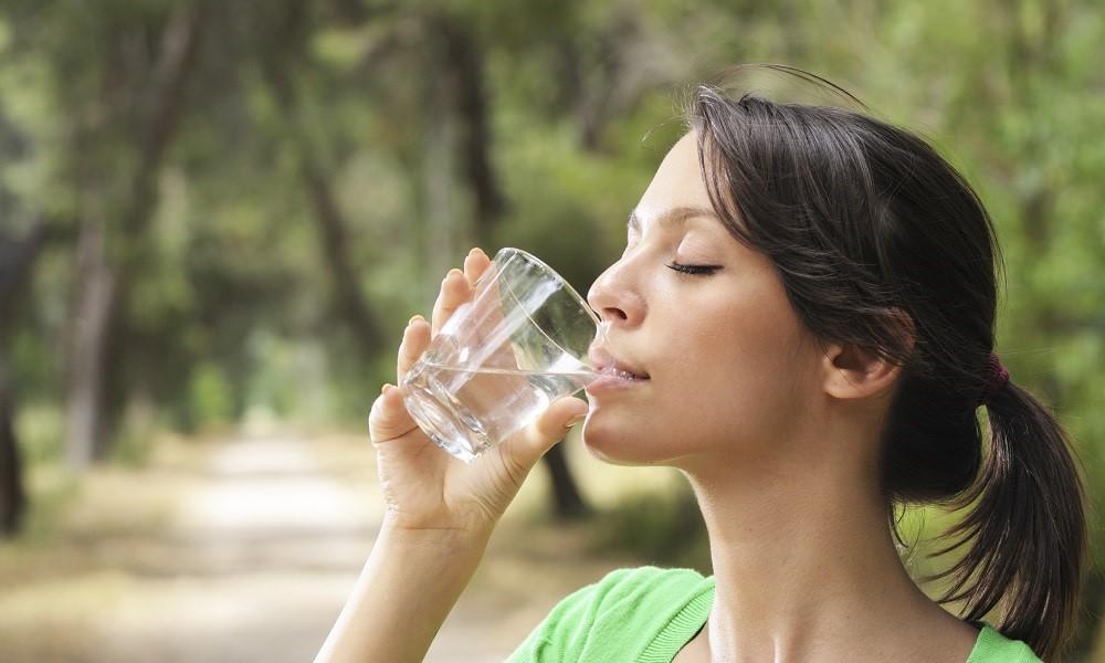 Sabah Uyandığınız Andan İtibaren Başlayarak Gün Boyu Su İçin!