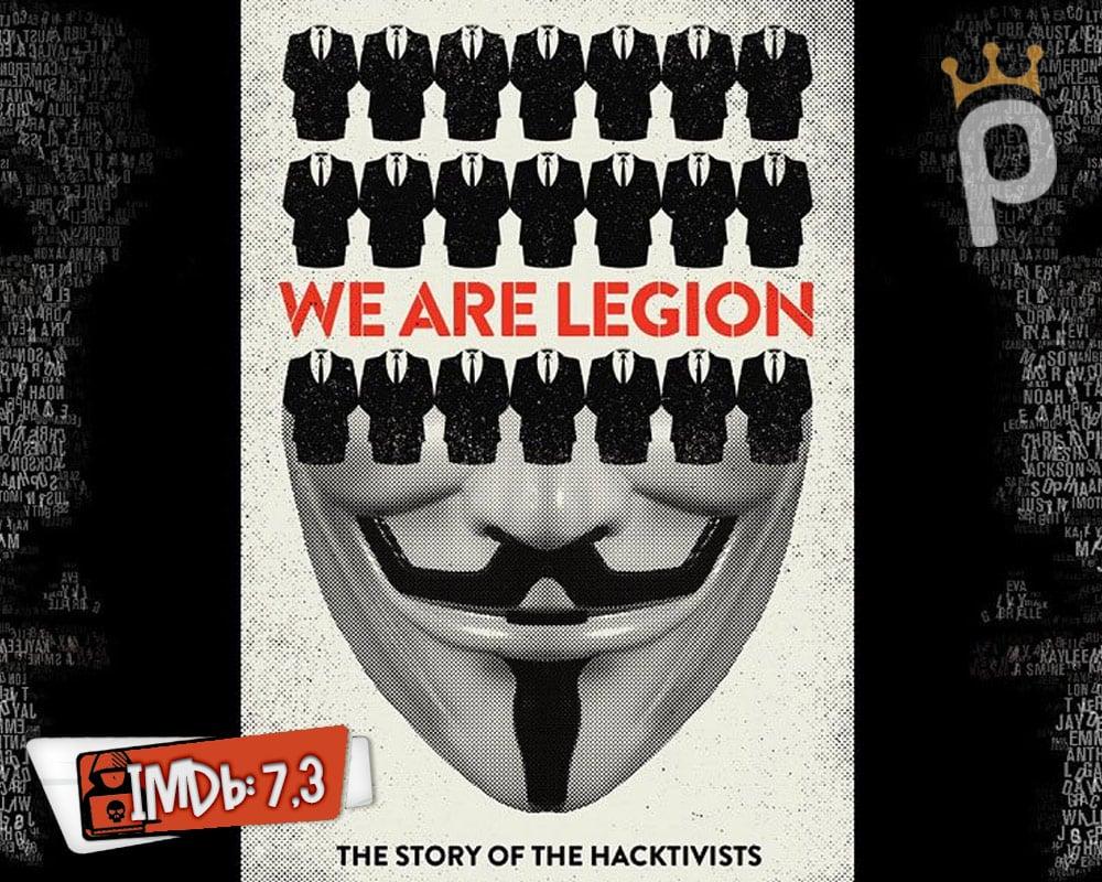 biz birligiz hacktivistlerin hikayesi - En Güzel Hacker Filmleri