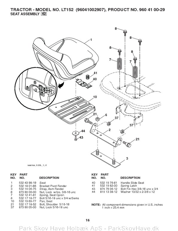 722d2 Grasshopper Mower Engine Assembly Diagram Parts List Rh The