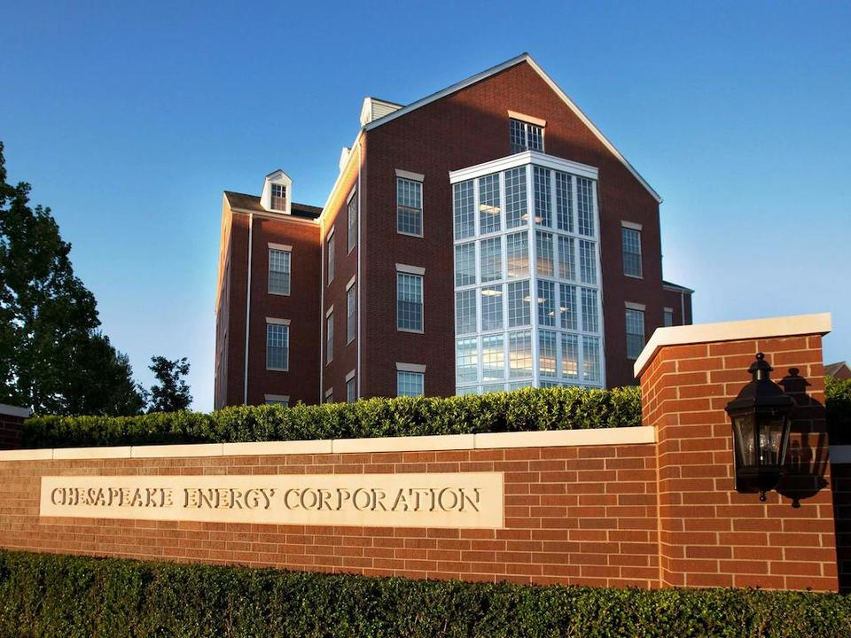 Us Shale Oil Giant Chesapeake Energy Files For Bankruptcy