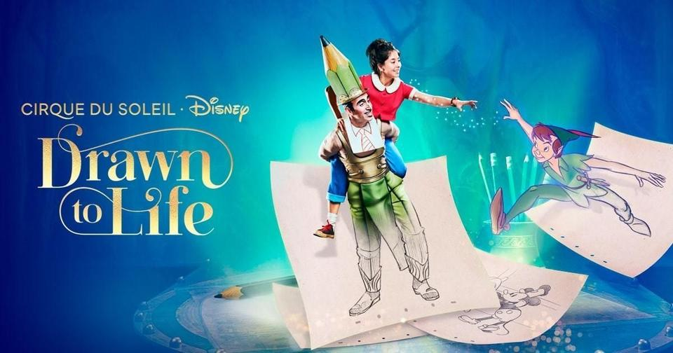 Cirque Du Soleil S Drawn To Life To Possibly Debut This
