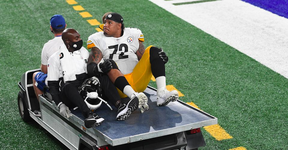 Steelers Ol Zach Banner Posts Emotional Video After Injury