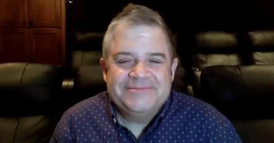 Patton Oswalt Discusses Documentary Series I Ll Be Gone