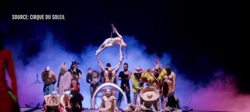 Cirque Du Soleil Has Filed For Bankruptcy News Break