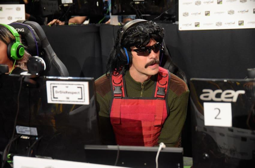 Dr Disrespect Issues First Statement Since Permanent