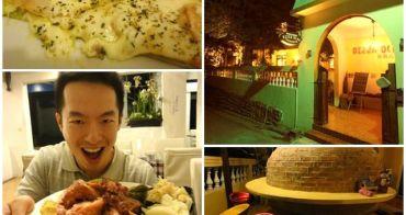 台北三芝 Pizza Olmo 柴燒新義式烘焙餐廳(食尚玩家)~料多披薩,還有美味豬腳