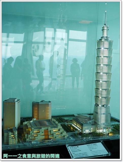 捷運世貿站景點 臺北101觀景臺~在89樓居高臨下鳥瞰臺北市 - 阿一一之食意旅遊