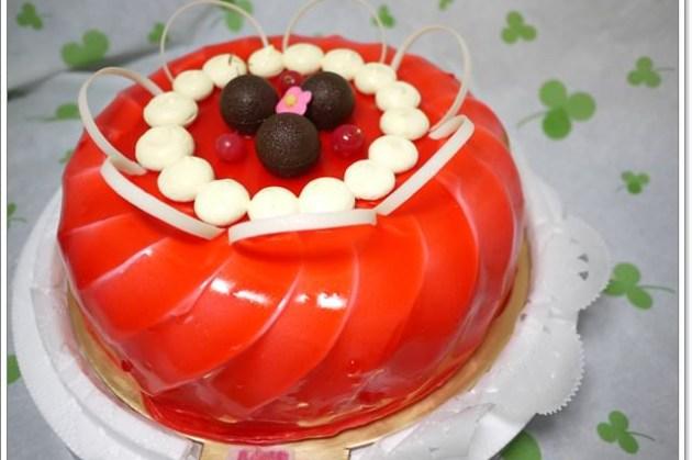 [廣宣] 伊莎貝爾ISABELLE 母親節蛋糕 真心感動~細心包裹的酸甜果香