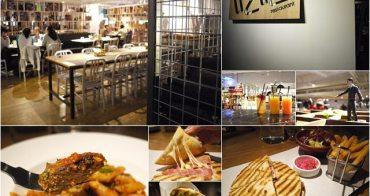 台北西門町 amba意舍 吃吧chiba~充滿設計感的好拍餐廳