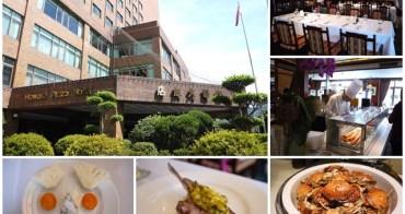 捷運大安站美食 台北福華飯店 羅浮宮午餐Buffet~千元以內包肥好選擇