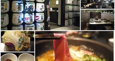 台北大直 三燔美麗華壽喜燒吃到飽~飯店級的精緻享受