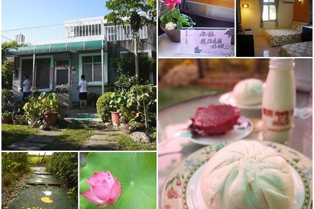 台東住宿 田裏的後院民宿 享受自然和滿天星空~阿一一台東熱氣球之旅