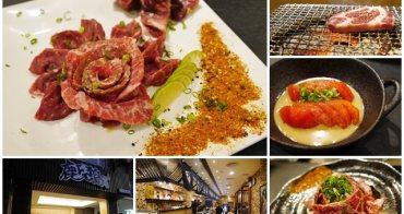 新北中和美食 鹿兒島燒肉專賣店(中和中山店) 私房無菜單料理~炭火燒烤夢幻和牛/伊比利豬,滿滿驚喜料理