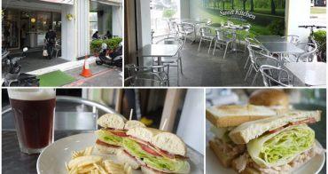 台中 美味廚房 早午餐~慢放腳步吃個營養早點吧!