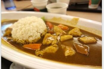 飯不好吃壞了一盤咖哩~台北車站捷運美食街 8加1番咖哩專賣