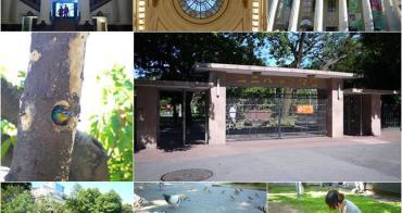 台北 二二八公園&國立台灣博物館~濃縮知識的的巴洛克宮殿