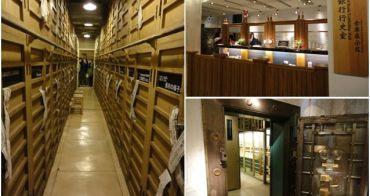 國立台灣博物館 土銀分館(中)~實現神偷夢想,有趣的金庫體驗