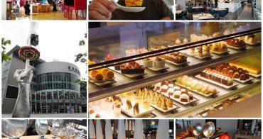 捷運南港展覽館美食 寒舍樂廚 午餐Buffet~親子用餐東西方甜點一次嚐,馬卡龍吃到飽