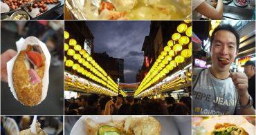 基隆廟口夜市吃透透 老兵奶油螃蟹&王記天婦羅&一口吃香腸&營養三明治&泡泡冰