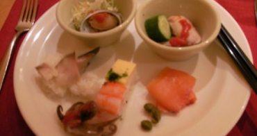 國賓飯店明園西餐廳晚餐