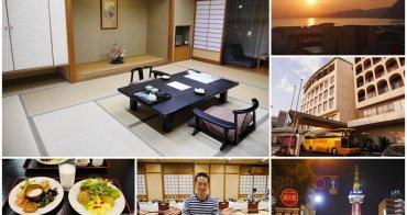 九州別府溫泉住宿 新鶴田飯店 Hotel New Tsuruta~泡湯吃會席料理/早餐明太子吃到飽