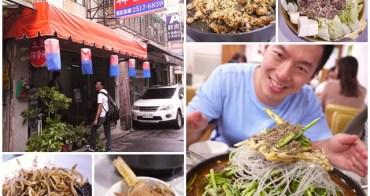 捷運行天宮站美食 東輝韓食館 土豆豬骨湯/銅板烤肉/炸醬麵~韓劇經典料理大口吃3