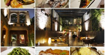 捷運士林站美食 FB食尚曼谷 泰式料理(含菜單)~隱藏士林夜市的老屋餐廳