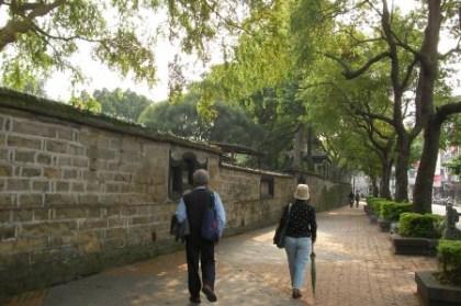 台北板橋 林家花園~彷彿進入時光隧道